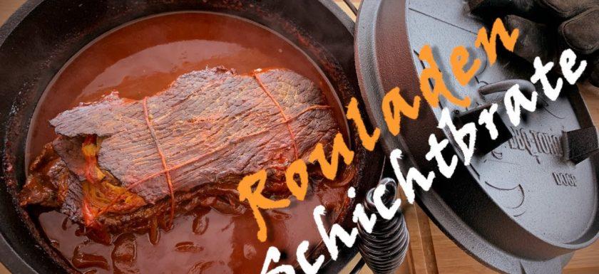 Rouladen Schichtfleisch